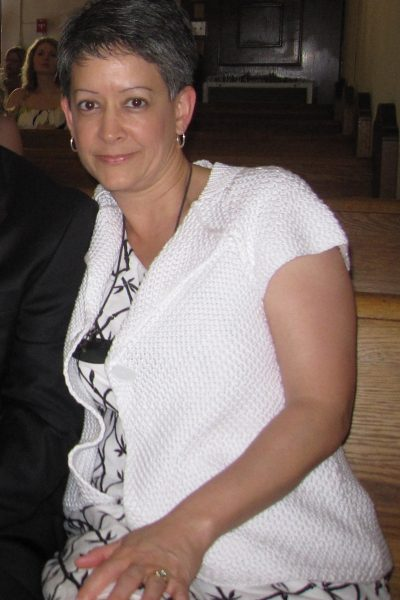 BEFORE photo - 25 lbs overweight